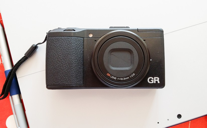 Ricoh GR - My new Toy