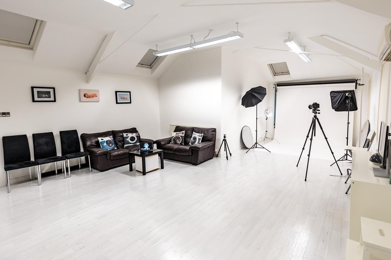 Our new studio! - Update