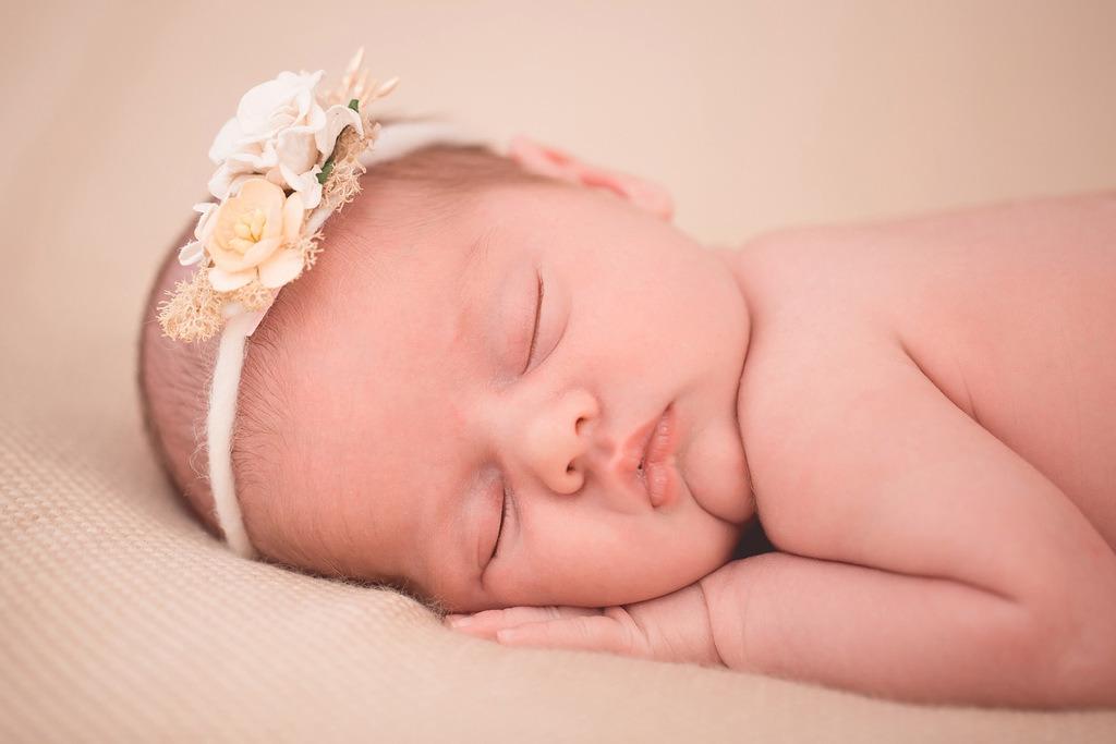 Newborn Photography - Behind the Scenes