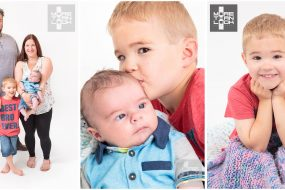 Family Session - Northwich Studio